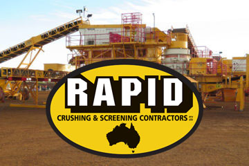 Crushing & Screening Contractors