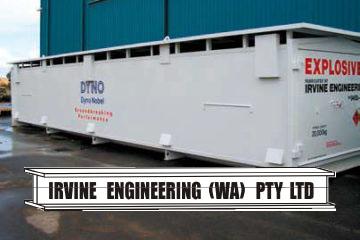 Irvine Engineering